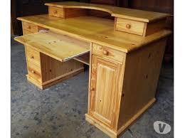 bureau en pin bureau en pin bureau gris pas cher reservation cing