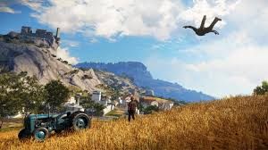 Mad Max Map Just Cause 3 Will Still Have One Of The Largest Maps In Industry