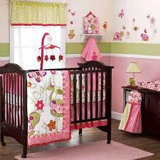 Girl Nursery Bedding Sets by Home Design The Peanut Shell Ba Girl Crib Bedding Set Purple
