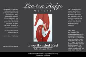 long lake sweet red table wine red wines lawton ridge winery