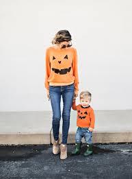 Matching Family Halloween Costume Ideas Loving These Matching Jack O Lantern Sweatshirts Cute For