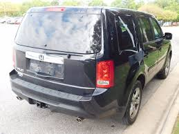 2015 used honda pilot 2wd 4dr ex l at honda of fayetteville