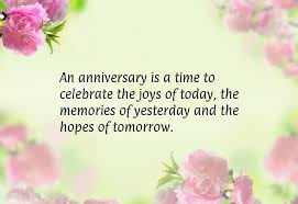 Words For Anniversary Cards Wishing Words For Wedding Anniversary