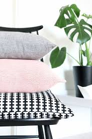 Black And White Home by Best 25 White Cushions Ideas On Pinterest Navy Pillows Navy