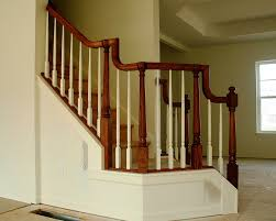 Stair Base Molding by Stairs U0026 Railings Morse Lumber