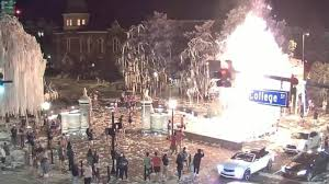 auburn s iconic oak trees attacked again cnn