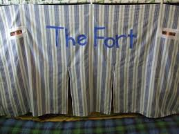 Bed Fort Bunk Bed Fort Tutorial