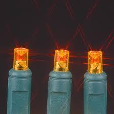 amber mini led christmas lights enjoyable ideas amber led christmas lights mini color 100 chritsmas