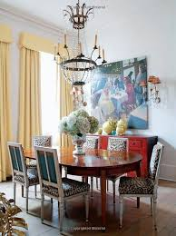 Best Animal Print Furniture Images On Pinterest Animal Prints - Animal print dining room chairs