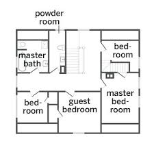 simple house floor plans 4 bedroom simple house floor plans