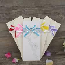 Red Wedding Invitations Elegant Printable Handmade Decorated Purple Red Pink Wedding