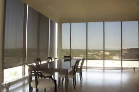 automated roller shades gline