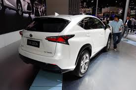 youtube lexus nx 2016 new lexus nx compact suv detailed in beijing video fooyoh