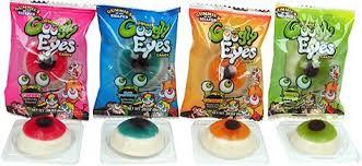 halloween candy eyeball shaped gummy candy buy halloween candy