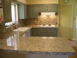 porcelain tile kitchen backsplash u shape kitchen design and decoration using light blue grey wood