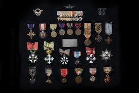 Us Army Decorations Brig Gen William