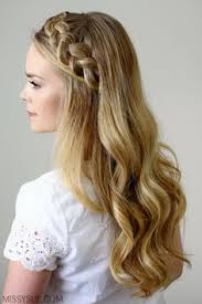 braided hair headband four headband braids is a tutorial that will teach you how to do a