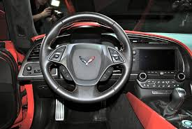 corvette stingray 2014 interior 2013 detroit 2014 chevrolet corvette stingray interior angle