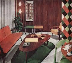 50s Design 50s Interior Design Summermixtape