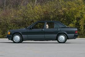 1989 mercedes benz 190e fast lane classic cars