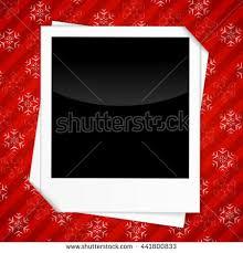 merry christmas card templates blank photo stock vector 441800833