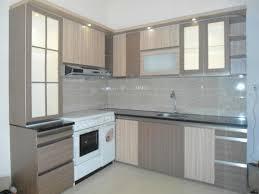 kitchen set furniture the brilliant biaya membuat kitchen set to inspire home and its