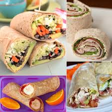 what are wraps easy wraps to make for kids lunchboxes popsugar