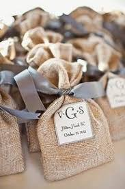 burlap favor bags diy wedding coffee bean favor bags with free printable labels