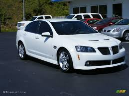 2008 white pontiac g8 gt 10935740 photo 2 gtcarlot com