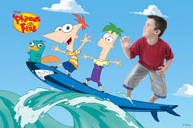 phineas and ferb mania magazine