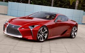 lexus lfa 12 brand new lexus lf lc bound for showroom report