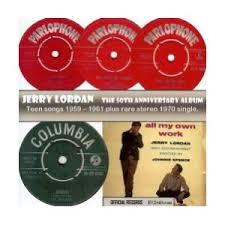 50th anniversary photo album cd jerry lordan the 50th anniversary album leo s den