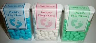 baby shower favors 28 baby baby shower favors tic tac labels free shipping