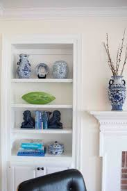 designer secrets how to style a bookshelf in 5 steps all things