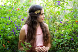 goddess headband flower artemis goddess headband avigail adam