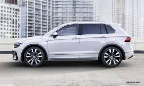 vw volkswagen 2017 2017 vw tiguan r line get around pinterest volkswagen cars
