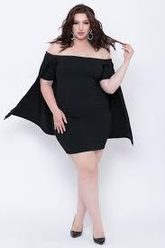 black dresses curvy sense trendy plus size black dresses