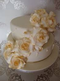 simple two tiered wedding cake recipe wedding cake cake and