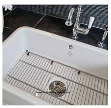 Shaws RIBBLESDALE Ceramic Sink Appliance House - Kitchen sink grid