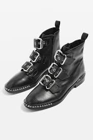 s boots with buckles alfie buckle boots topshop