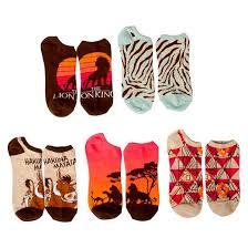 disney s 5 pack no show socks soft taupe 9 11 target