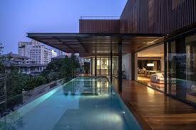 Modern Home Design Thailand by The Eye Catching Joly House By Stu D O Architects In Thailand