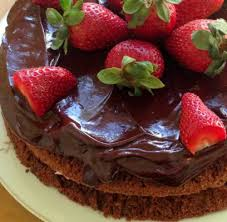 strawberry chocolate torte recipe bakespace