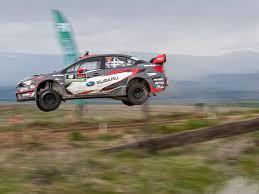 subaru rally racing subaru driver travis pastrana wins the 2017 oregon trail rally