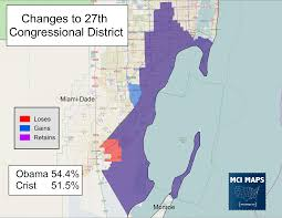 Where Is Port St Lucie Florida On The Map by The Complete Breakdown Of Florida U0027s Proposed Congressional