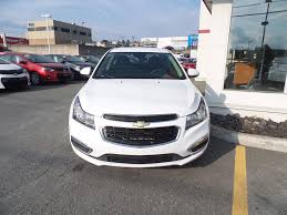 chevy cruze grey used 2015 chevrolet cruze lt 1lt in st georges used inventory