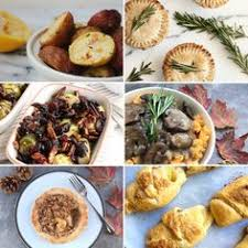 the ultimate vegan thanksgiving feast menu vegan