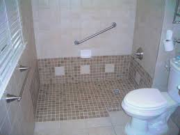 Handicapped Bathroom Showers Barrier Free Bathrooms