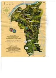 Griffith Park Map Files Saturday Morning Hikers Los Angeles Ca Meetup