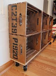 Crates For Bookshelves - 250 best crates boxes baskets u0026 bins images on pinterest home